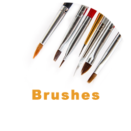 Range of Brushes