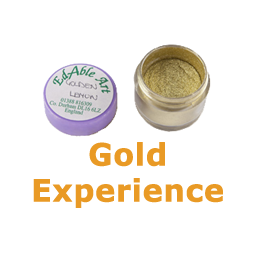 Gold Experience Range