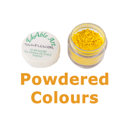 Powdered Colours Range
