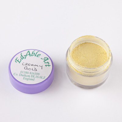 Creamy Gold