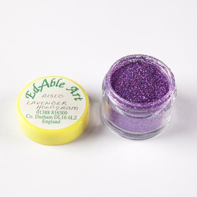 Disco Lavender Hologram